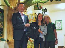 Commerzbank-Umweltpraktikumim Nationalpark Harz 2020