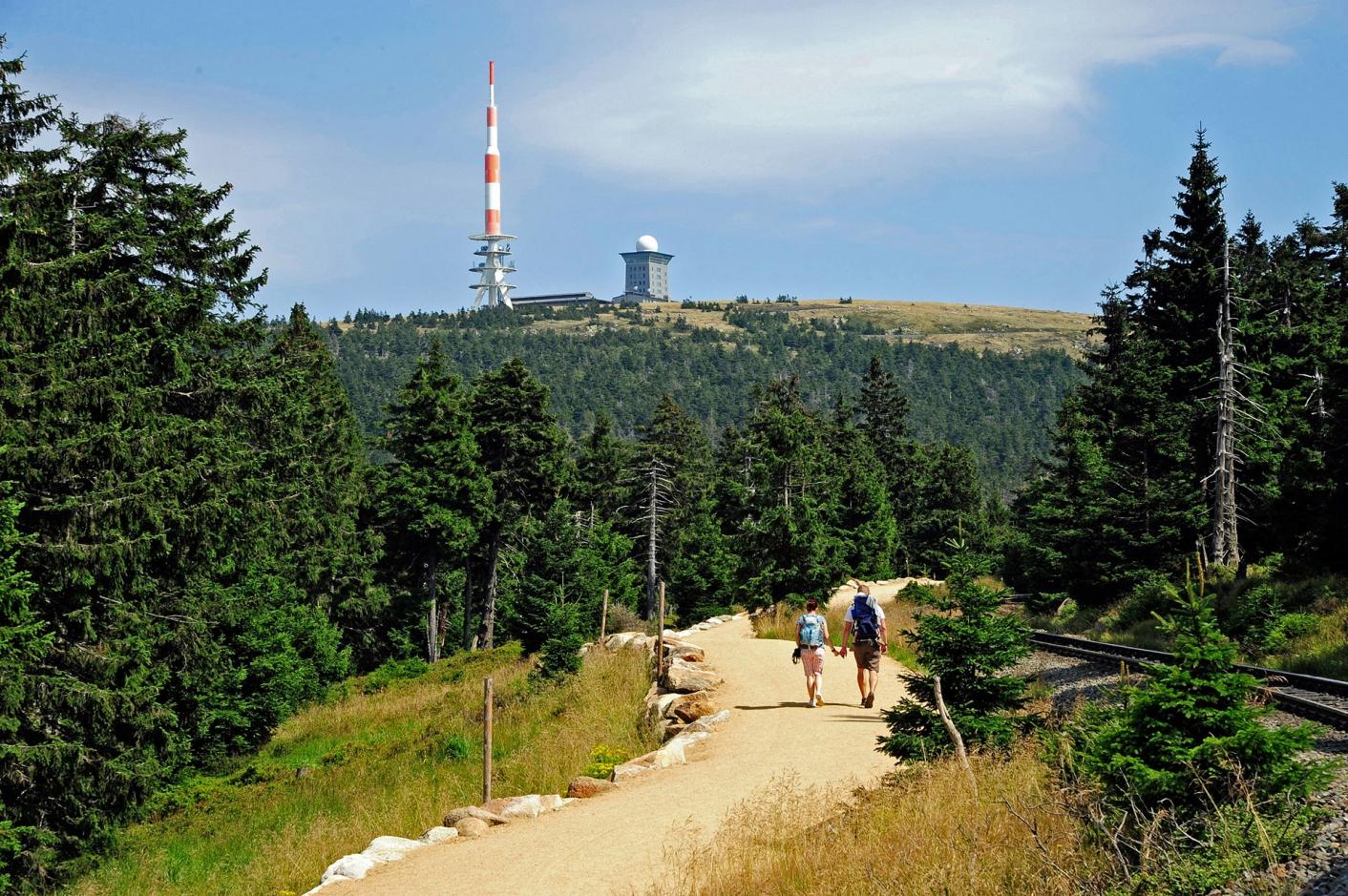 Tour 1 Auf Dem Goetheweg Zum Brocken W1 Natur Erleben Nationalpark Harz
