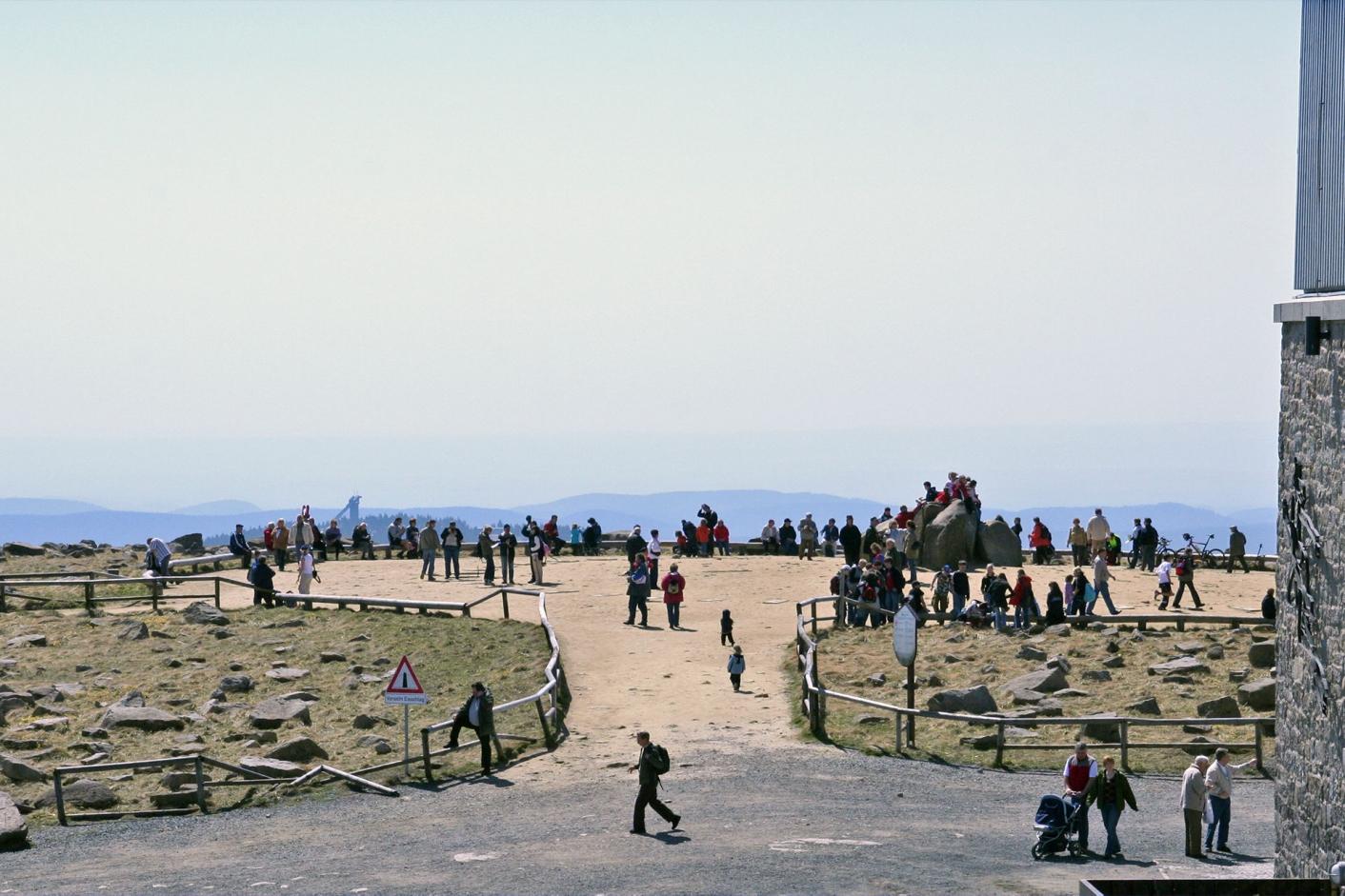 Hinweise Zur Barrierefreiheit Natur Erleben Nationalpark Harz